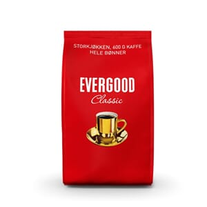 KAFFE EVERGOOD HEL 600G