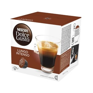 DOLCE GUSTO GRAND INTENZO 16 KAPSLER