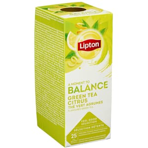 TE LIPTON GREEN CITRUS (25)