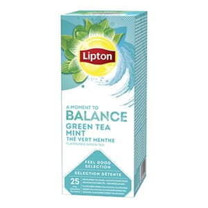 TE LIPTON GREEN MINT (25)