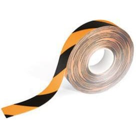 GULVTAPE DURABLE STRONG GUL OG SORT