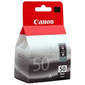 BLEKK CANON PG-50 PIXMA MP170/IP2200 SORT HY