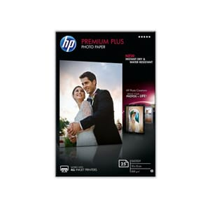 FOTOPAPIR HP PREM PLUS 10X15 GLOSS (25)
