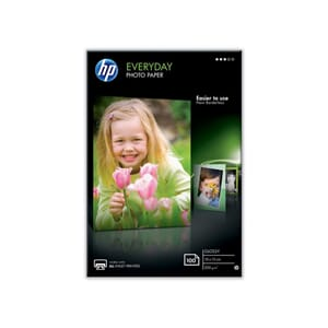 FOTOPAPIR HP EVERYDAY 10X15CM GLOSS(100)