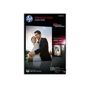 FOTOPAPIR HP PREM PLUS 13X18 GLOSS (20)
