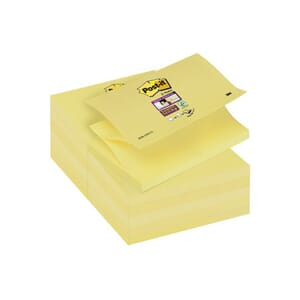 POST-IT Z-NOTES SUPERST GUL 127X76MM