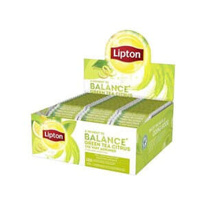 GREEN TEA CITRUS 100pos LIPTON