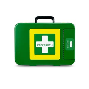 FØRSTEHJELPSKOFFERT X-LARGE CEDEROTH FIRST AID KIT