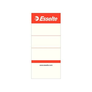 ETIKETT ESSELTE 75MM 50X113MM(100)