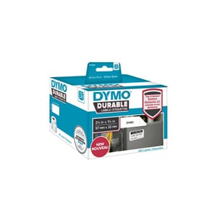 ETIKETT DYMO DURABLE 57MM X 32MM 800/FP