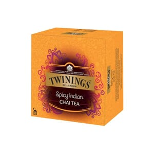 INDIAN CHAI TEA 100pos TWININGS