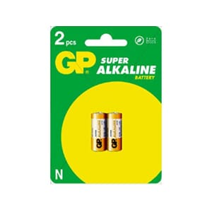 BATTERI GP ALKALISK LR1 / AM5 (2)