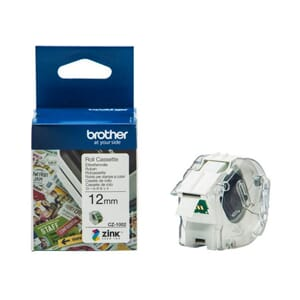 BROTHER CZ1002 TAPE FULLFARGE 12MM