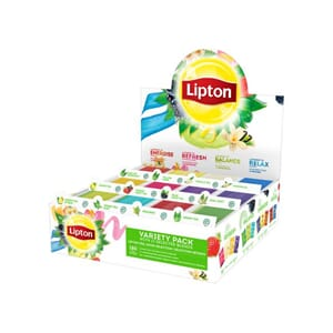 TE LIPTON DISPLAYBOKS ASSORTERT