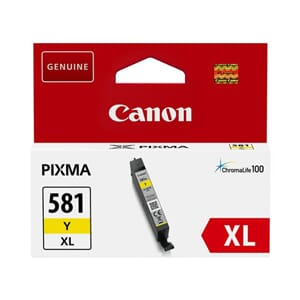 BLEKK CANON CLI-581XL YELLOW