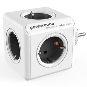 POWERCUBE ORIGINAL GRENDOSA GREY