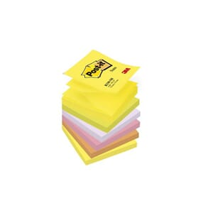 POST-IT® Z-N 76X76MM R330 NEON ASS (6)