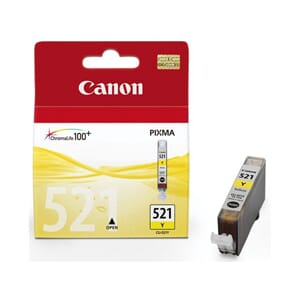 BLEKK CANON YELLOW(CLI-521)9ML