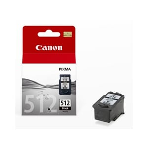 BLEKK CANON BLACK PG-512 15ML