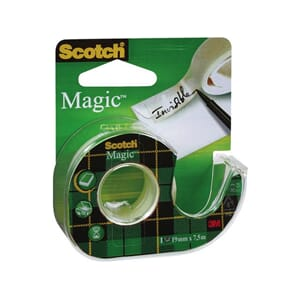 TAPE SCOTCH® MAGIC 810 19MMX7,5M M/DISP