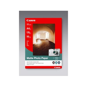 PAPIR CANON A4 PHOTO MATT(MP-101)170GR(50)