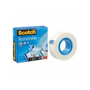 TAPE SCOTCH® MAGIC 811 AVTAGBAR 19MMX33M