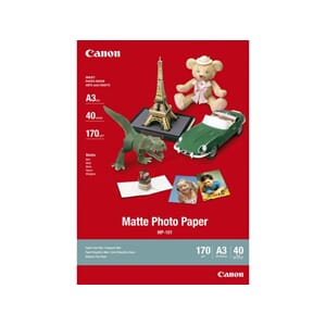 FOTOPAPIR CANON MP-101 MATT A3 170G (40)