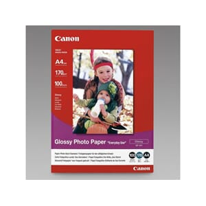 PAPIR CANON A4 EVERYDAY GLOSSY PHOTO (GP-501) 210G (100)