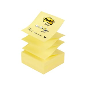 POST-IT® Z-N 76X76MM R330 GUL