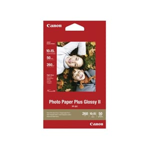 PAPIR CANON 10X15 PHOTO PLUS GLOSSY 260G(PP-201)(50)