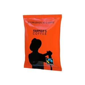 KAFFE FARMERS FAIRTRADE FILTERMALT 90G