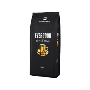 KAFFE EVERGOOD DARK ROAST FILTERMALT 250G