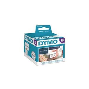ETIKETT DYMO DISKETT 70X54MM (320)