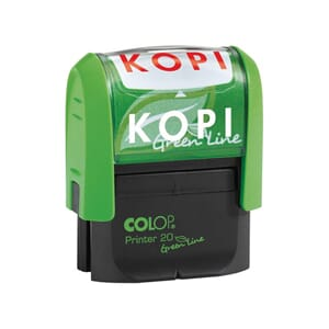 STEMPEL COLOP GL PRINTER 20/L KOPI RØD