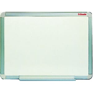 WHITEBOARD ESSELTE GLASSEM AL 120X200CM