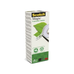 TAPE SCOTCH® MAGIC 900 19MMX33M (9)