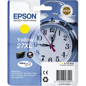BLEKK EPSON 27XL YELLOW