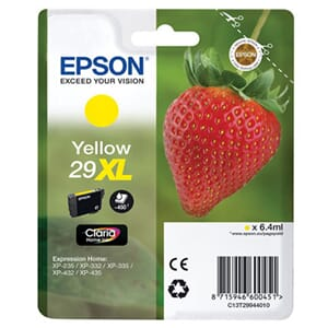 BLEKK EPSON 29XL YELLOW