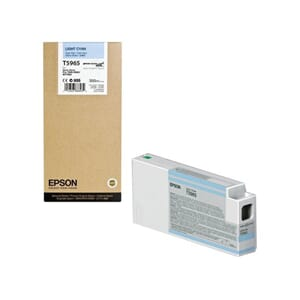 EPSON T5965 LIGHT CYAN Ink Cartridge
