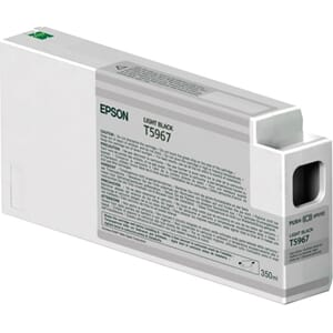 EPSON T5967 LIGHT BLACK Ink Cartridge