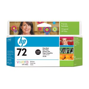 BLEKK HP NO 72 130ML PHOTO SORT