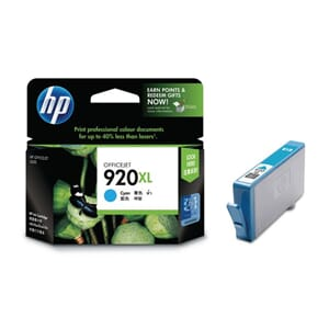BLEKK HP CD972AE NO920XL CYAN OFFICEJET