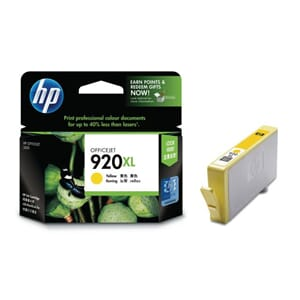 BLEKK HP CD974AE NO920XL YELLOW OFFICEJET