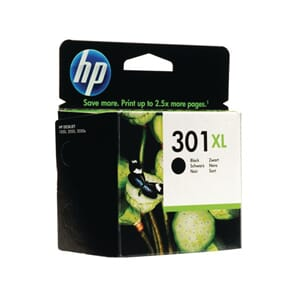 BLEKK HP NO301 XL SORT