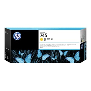 BLEKK HP 745 YELLOW 300ML