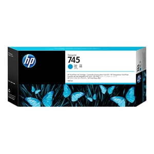 BLEKK HP 745 CYAN 300ML