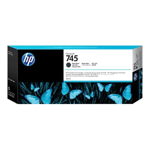 BLEKK HP 745 MATTE BLACK 300ML