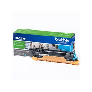TONER BROTHER TN-247 CYAN 2,3K