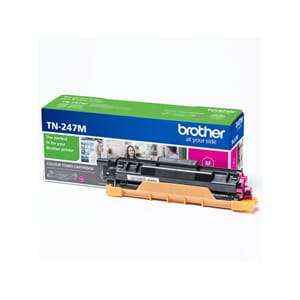 TONER BROTHER TN-247 MAGENTA 2,3K