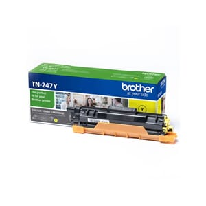 TONER BROTHER TN-247 YELLOW 2,3K
